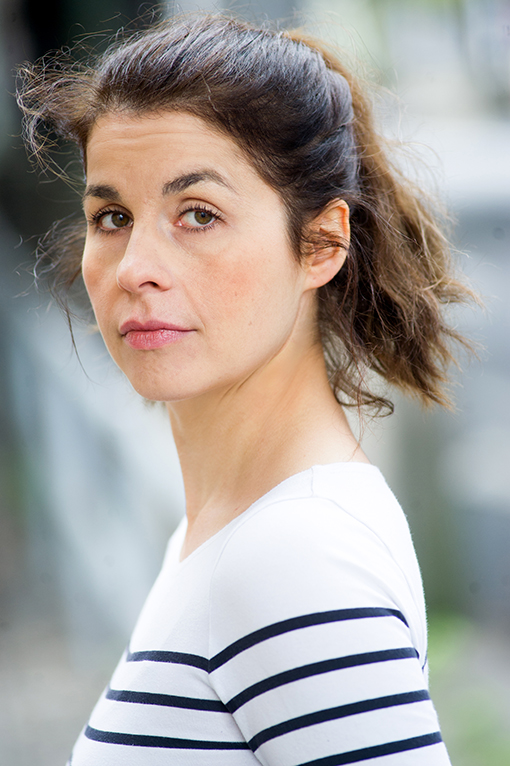 Schauspielerin  Juliane Trimper 2015
